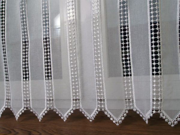 Panele etaminowe wysokość 40cm.